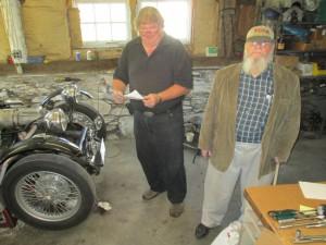 Studebaker Dave & Jonathan Bateman