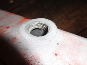 an XPAG oil pan