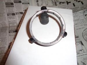 broken synchro ring