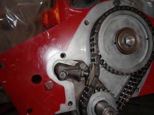 MG TD timing gear